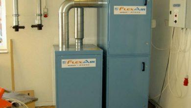 Photo of Ren luft med industristøvsugere til virksomheden