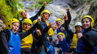 Photo of Find fede Grupperejser for unge her online